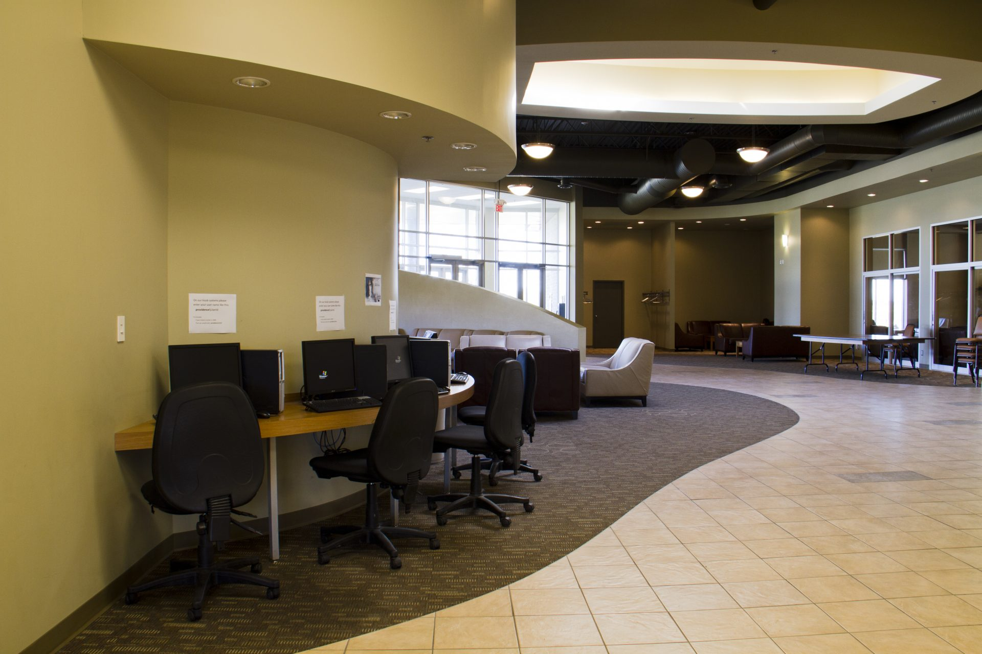 Providence College Student Centre 6