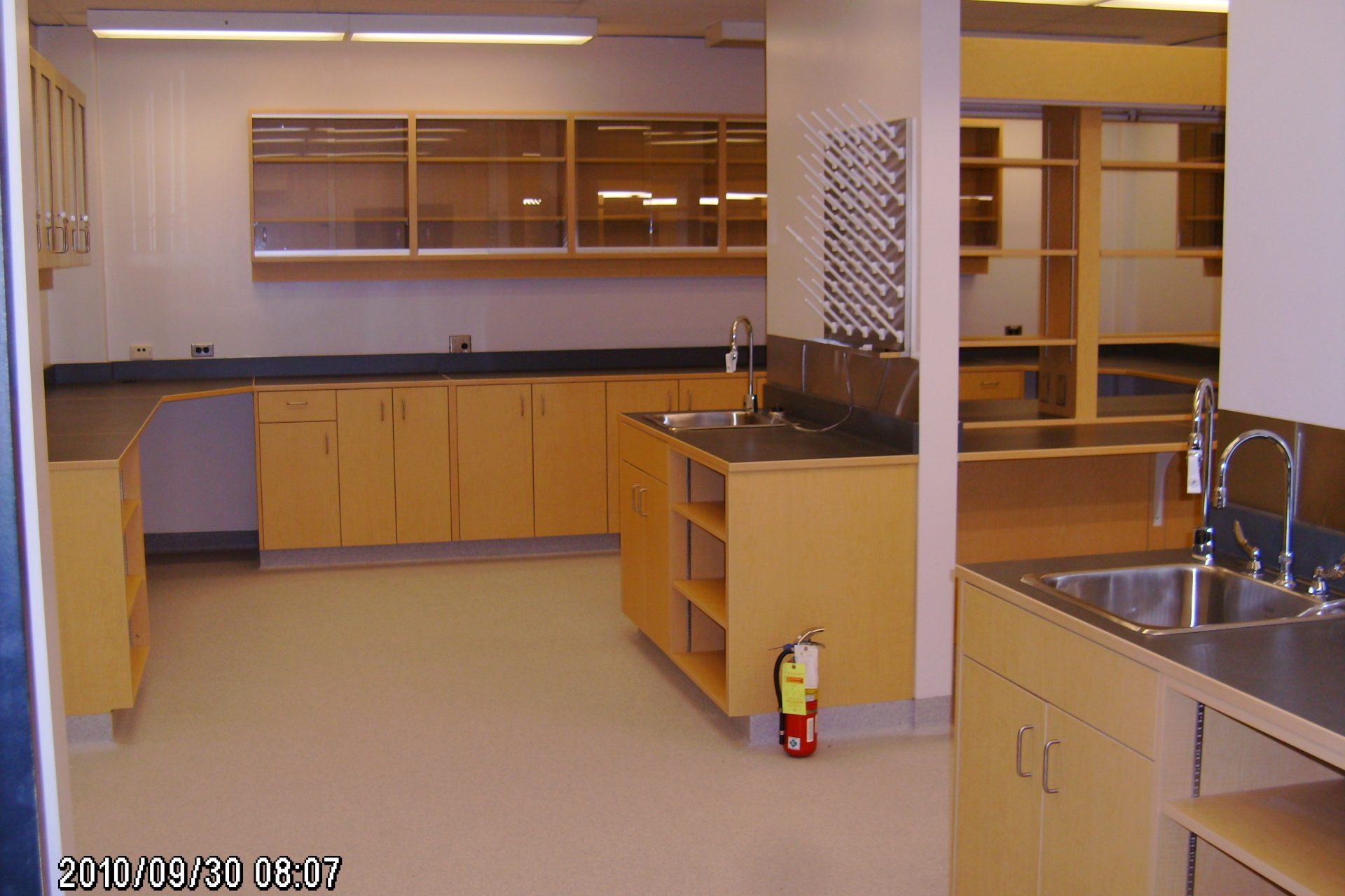 University of Manitoba Anatomy Lab 4
